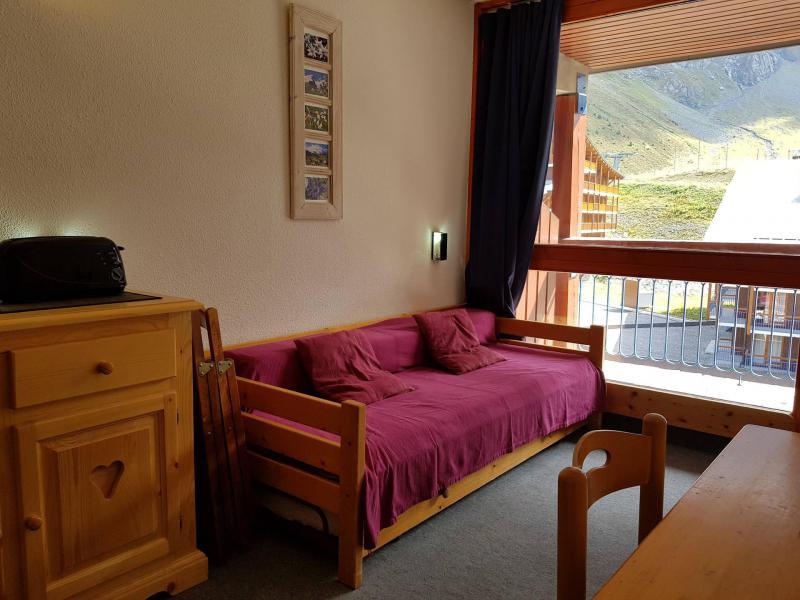 Location au ski Studio coin montagne 3 personnes (410) - Résidence les Lanchettes - Les Arcs