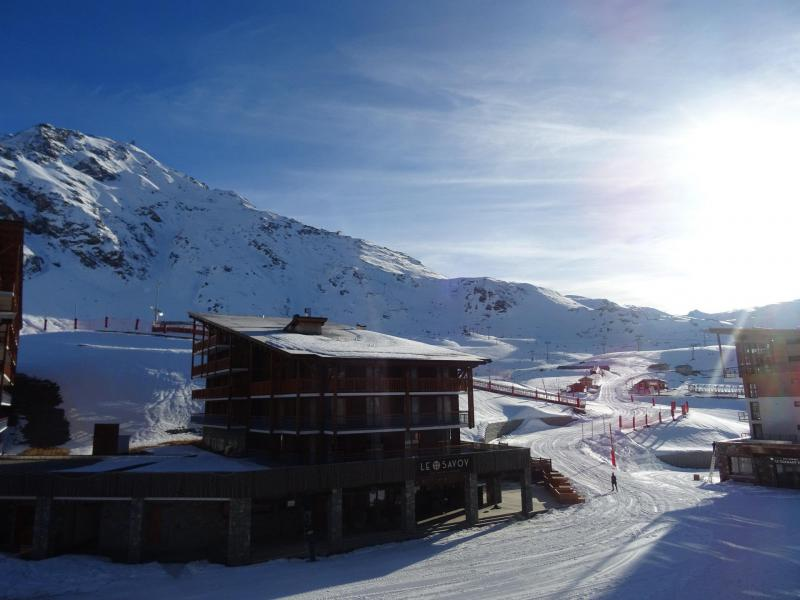 Location au ski Studio coin montagne 3 personnes (203) - Residence Les Lanchettes - Les Arcs