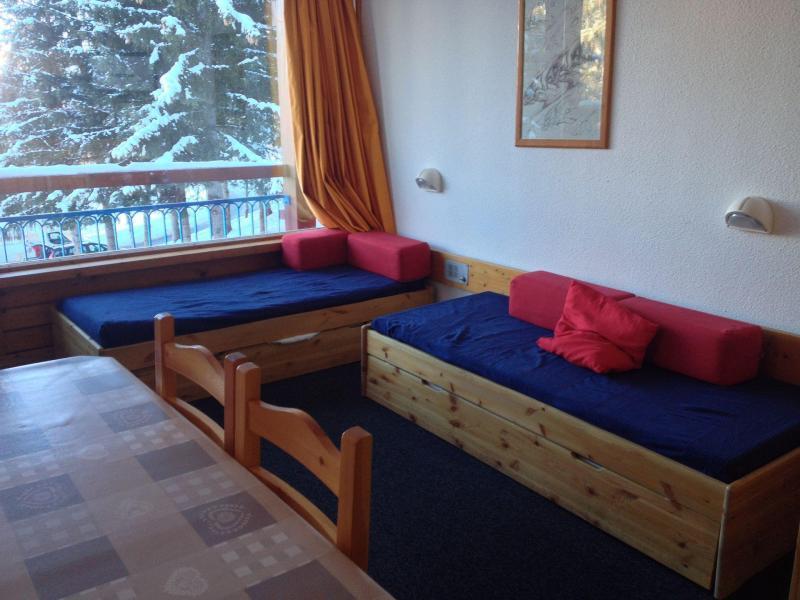 Location au ski Studio coin montagne 5 personnes (499) - Résidence les Lauzières - Les Arcs