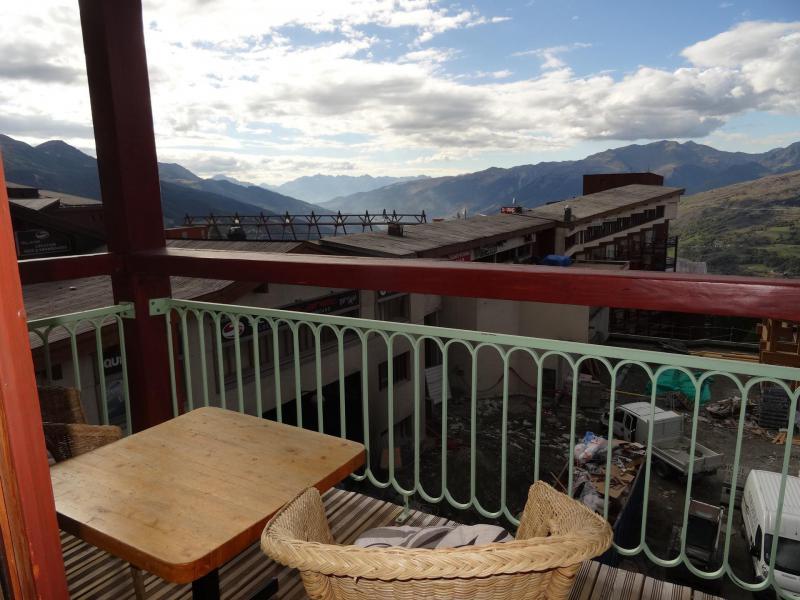 Аренда на лыжном курорте Квартира студия для 3 чел. (117) - Résidence les Tournavelles - Les Arcs