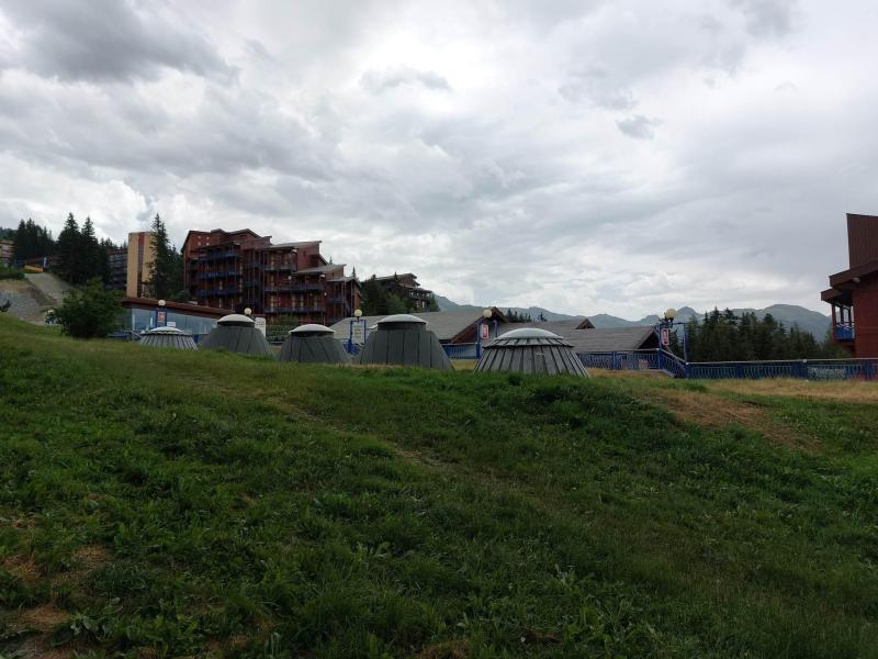 Аренда на лыжном курорте Апартаменты 2 комнат 5 чел. (012) - Résidence les Tournavelles - Les Arcs