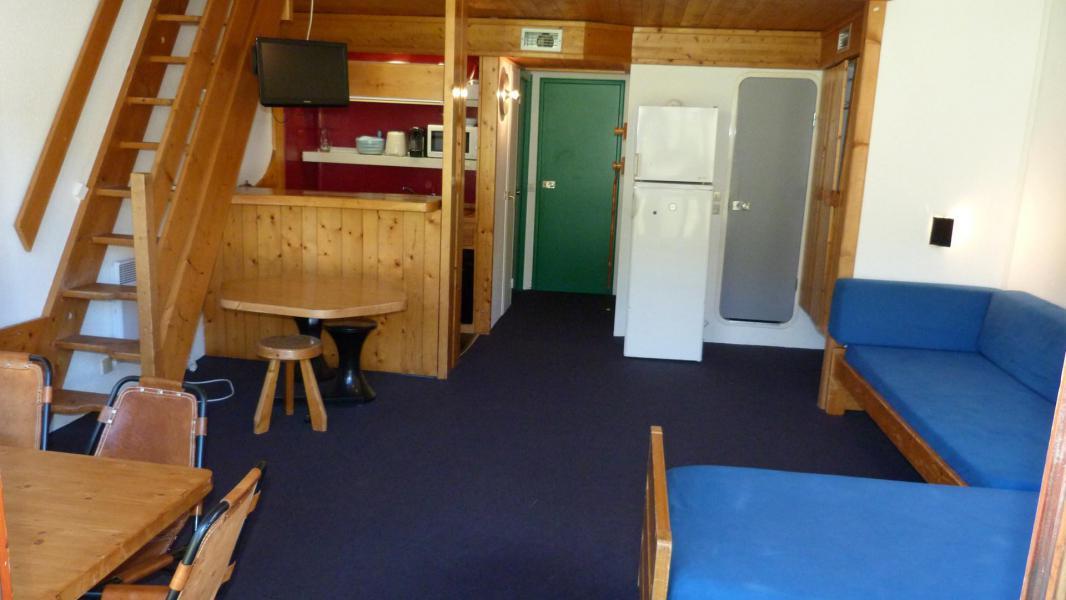 Аренда на лыжном курорте Апартаменты 2 комнат с мезонином 6 чел. (406) - Résidence les Tournavelles - Les Arcs