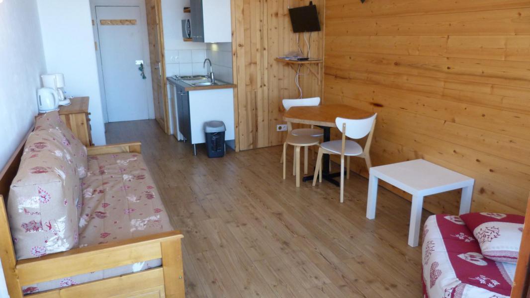Аренда на лыжном курорте Квартира студия для 3 чел. (222) - Résidence les Tournavelles - Les Arcs