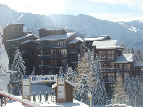 Location au ski Residence Mirantin 1 - Les Arcs
