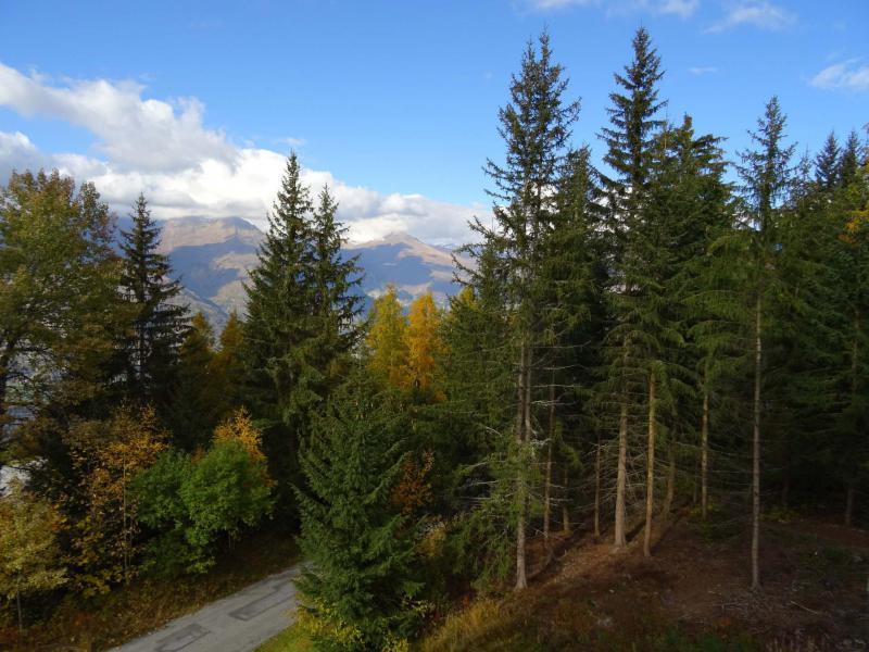 Location au ski Studio coin montagne 4 personnes (404) - Résidence Miravidi - Les Arcs