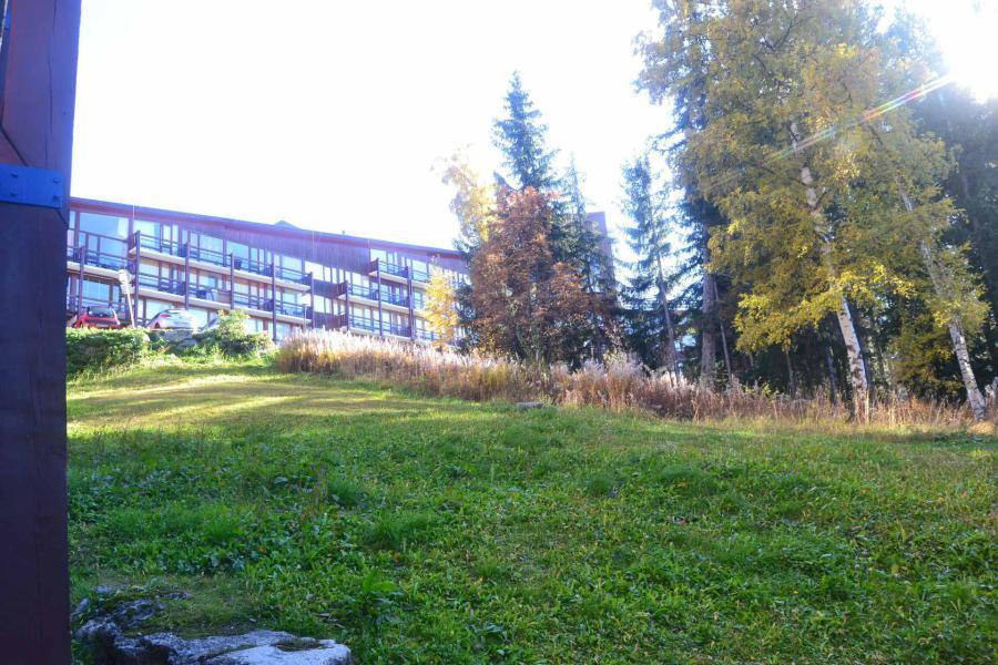 Location au ski Studio coin montagne 4 personnes (117) - Résidence Miravidi - Les Arcs