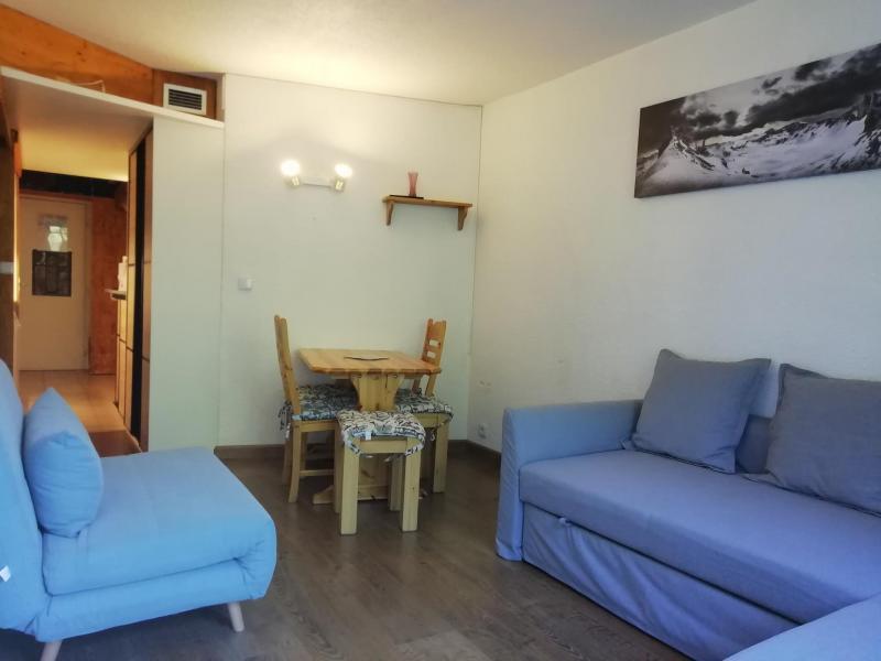 Location au ski Studio coin montagne 4 personnes (106) - Résidence Miravidi - Les Arcs