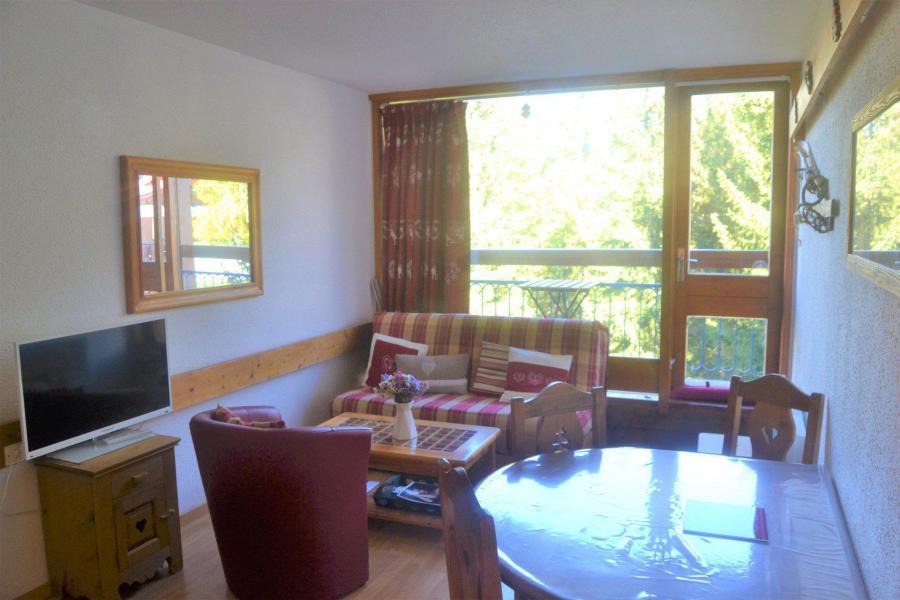 Location au ski Studio coin montagne 4 personnes (610) - Résidence Miravidi - Les Arcs - Séjour