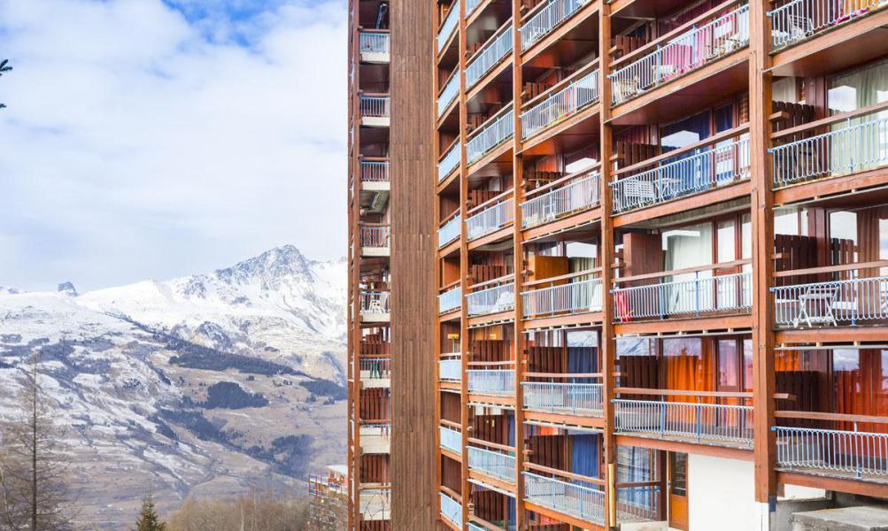 Wakacje w górach Résidence Nova 2 - Les Arcs - Zima na zewnątrz