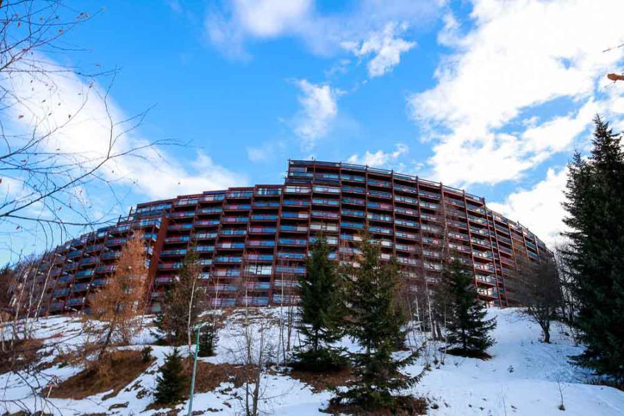 Wakacje w górach Apartament 2 pokojowy z alkową 6 osób (0938) - Résidence Nova 2 - Les Arcs - Zima na zewnątrz