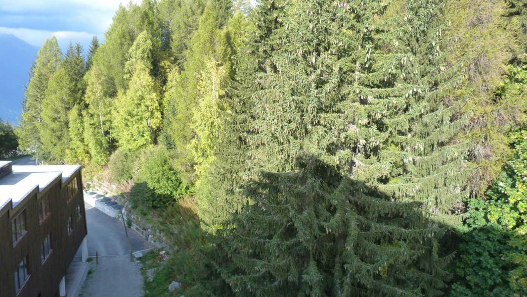 Location au ski Residence Nova - Les Arcs - Extérieur hiver