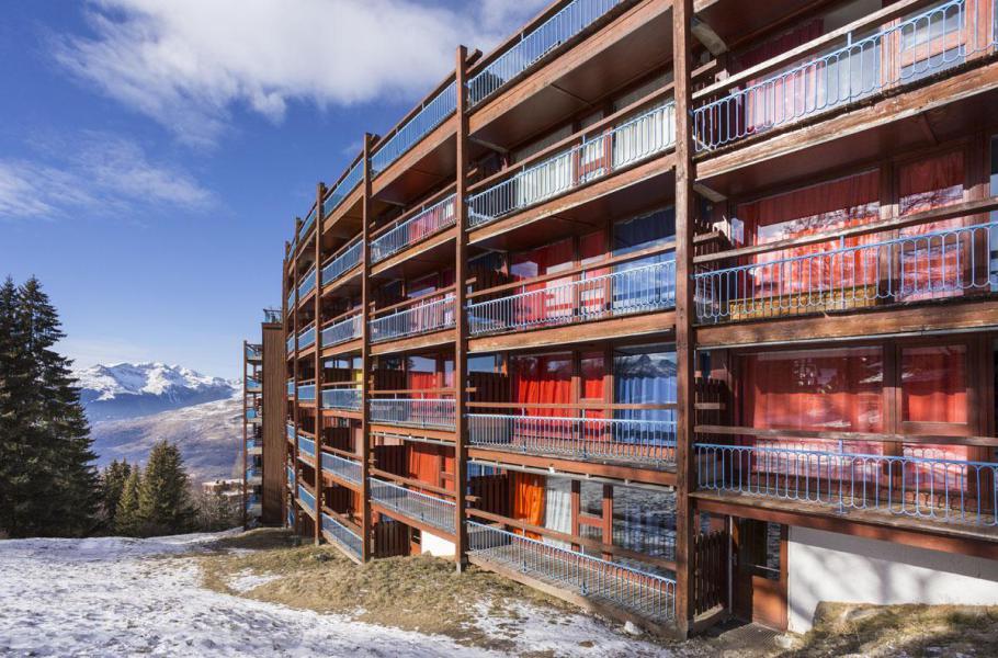 Wakacje w górach Résidence Nova 4 - Les Arcs - Zima na zewnątrz
