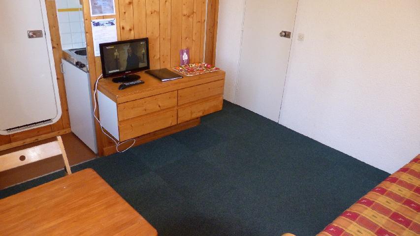 Location au ski Studio 2 personnes (1131) - Résidence Nova - Les Arcs