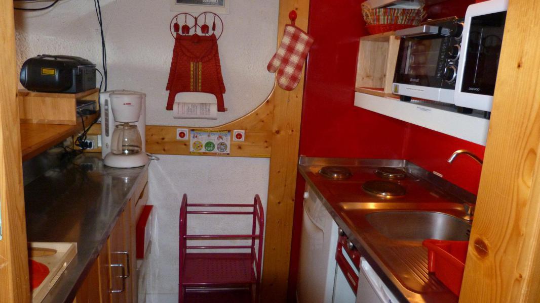 Location au ski Appartement 2 pièces 6 personnes (124) - Résidence Nova - Les Arcs