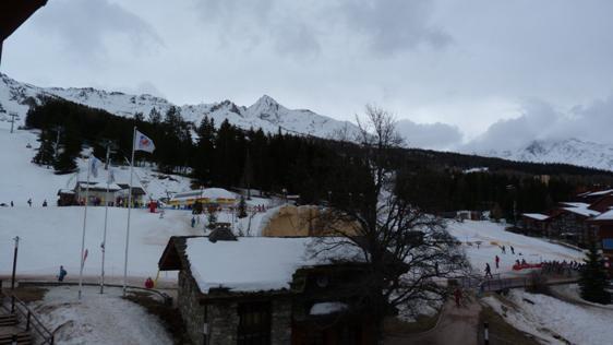 Location au ski Appartement 2 pièces 5 personnes (1358R) - Résidence Nova - Les Arcs