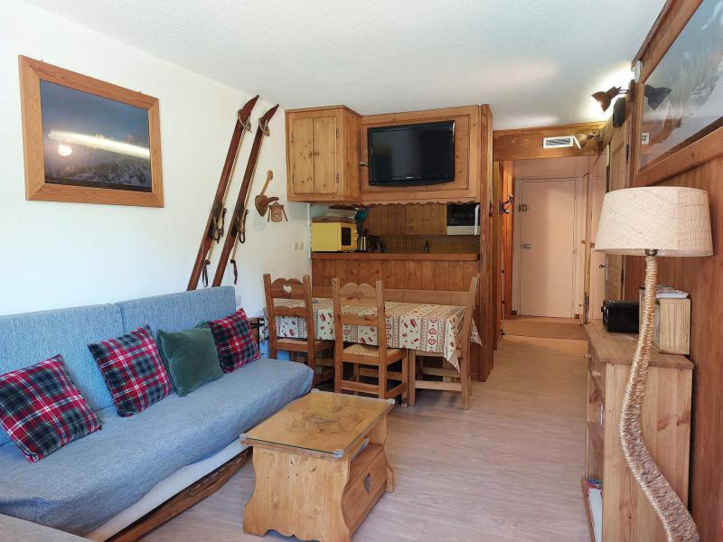 Location au ski Appartement 2 pièces coin montagne 6 personnes (852) - Résidence Nova - Les Arcs