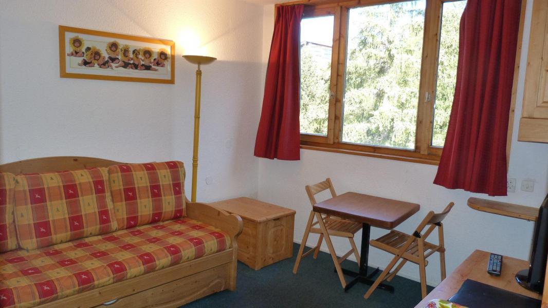 Location au ski Studio 2 personnes (1131) - Résidence Nova - Les Arcs - Appartement