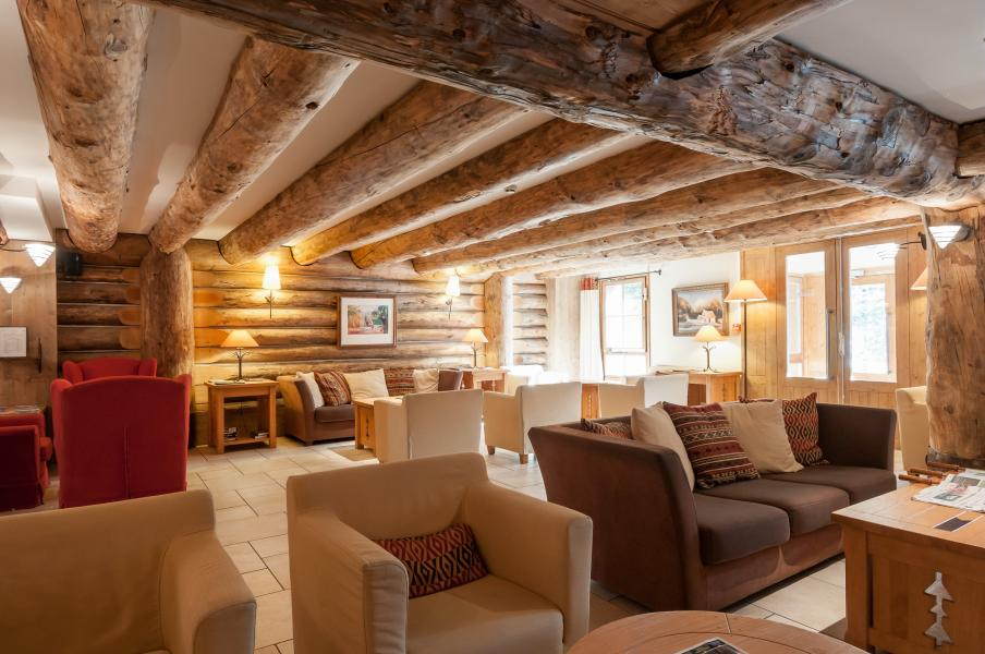 Wynajem na narty Résidence P&V Premium le Village - Les Arcs - Recepcja
