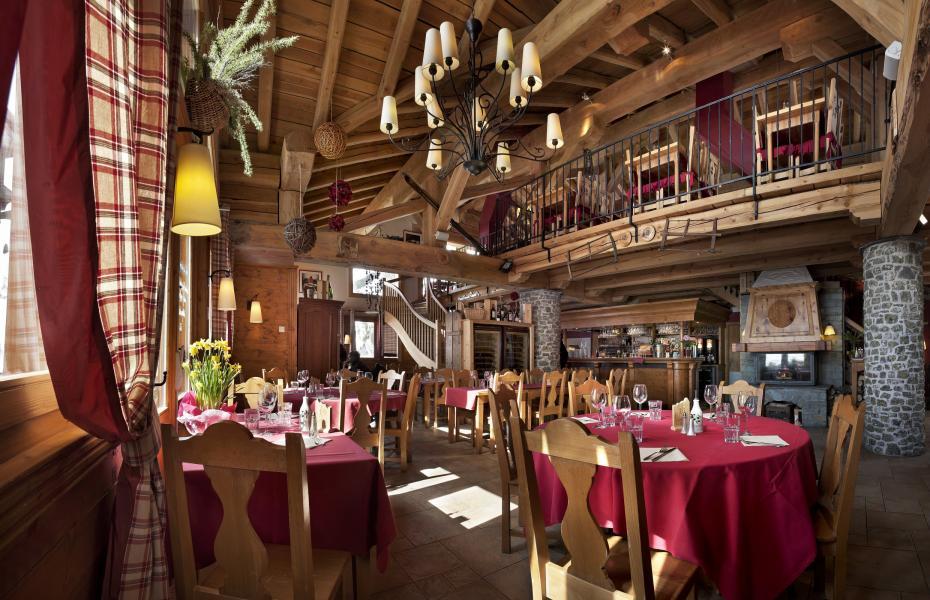 Wynajem na narty Résidence P&V Premium le Village - Les Arcs - W środku