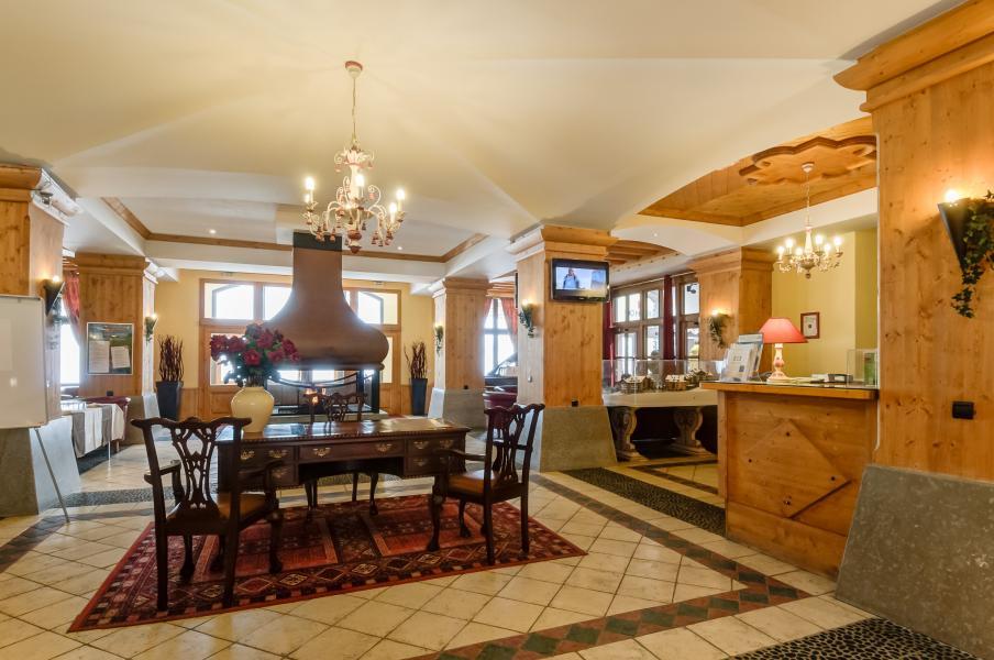 Location au ski Residence P&v Premium Le Village - Les Arcs - Réception
