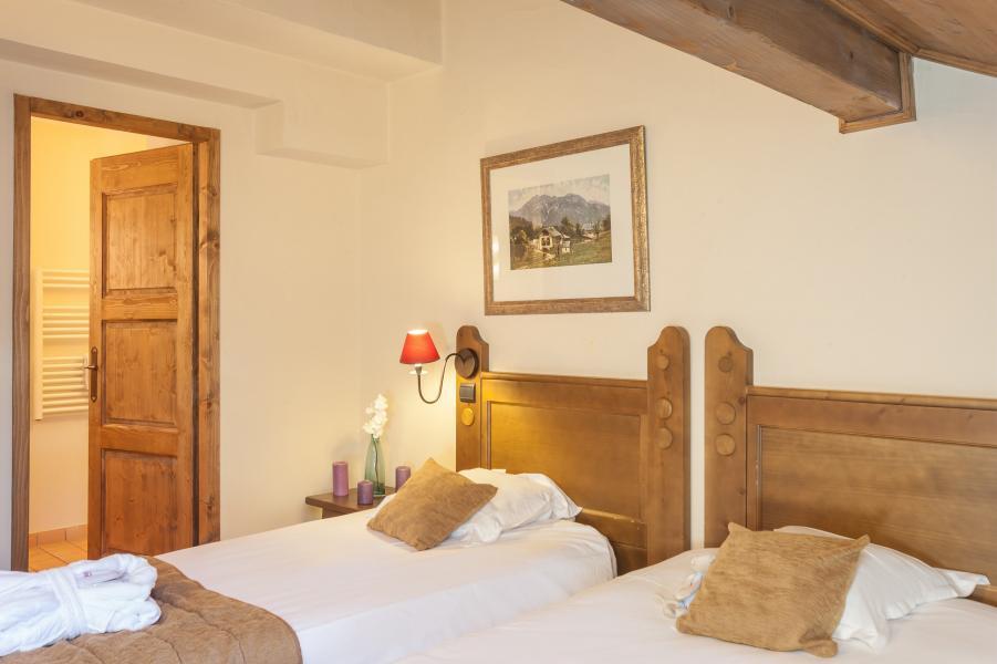 Location au ski Residence P&v Premium Le Village - Les Arcs - Intérieur