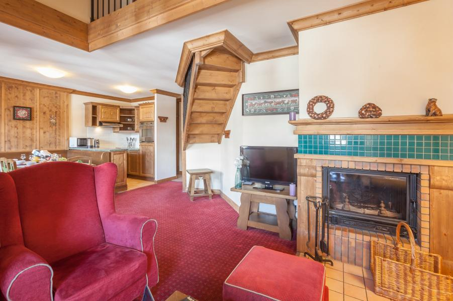 Rent in ski resort Résidence P&V Premium le Village - Les Arcs - Armchair