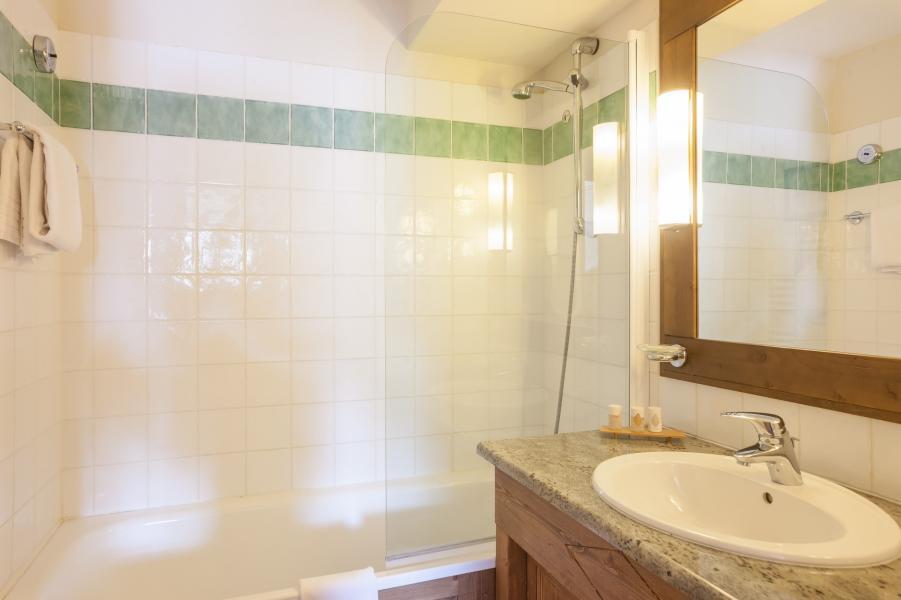 Skiverleih Résidence P&V Premium le Village - Les Arcs - Badezimmer