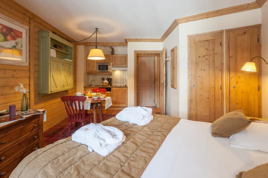 Location au ski Résidence P&V Premium le Village - Les Arcs - Chambre
