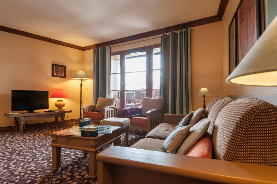 Rent in ski resort Résidence P&V Premium le Village - Les Arcs - Flat screen TV