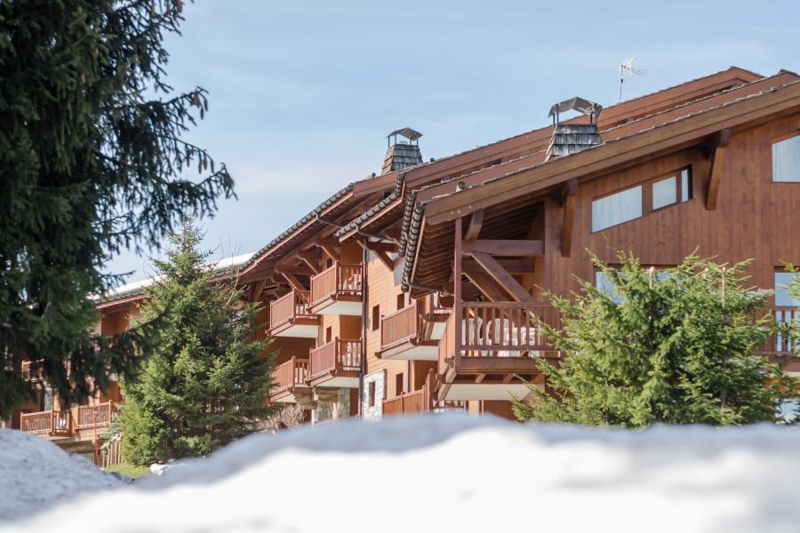 Alquiler al esquí Résidence P&V Premium les Alpages de Chantel - Les Arcs - Invierno