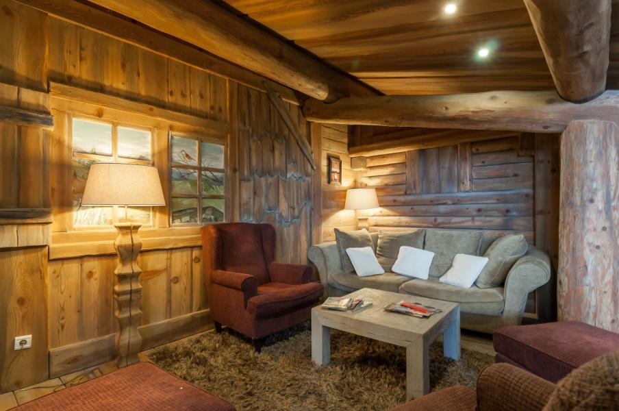 Wynajem na narty Résidence P&V Premium les Alpages de Chantel - Les Arcs - Recepcja