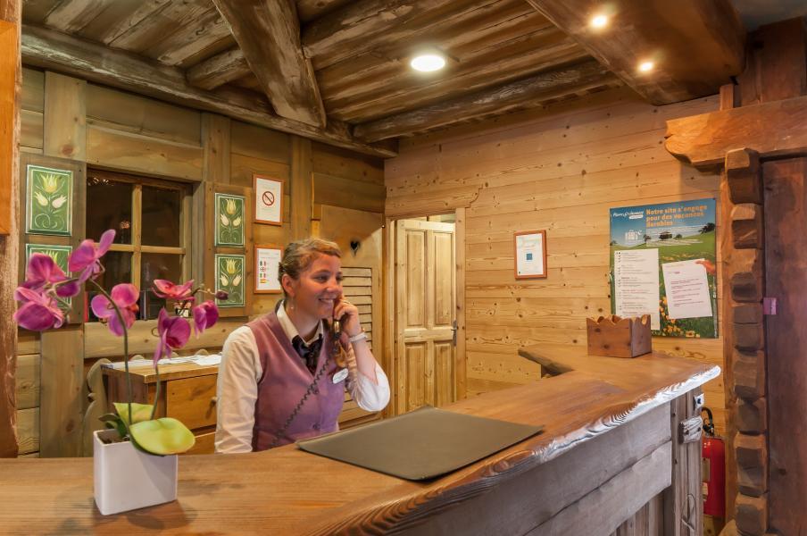 Alquiler al esquí Résidence P&V Premium les Alpages de Chantel - Les Arcs - Recepción