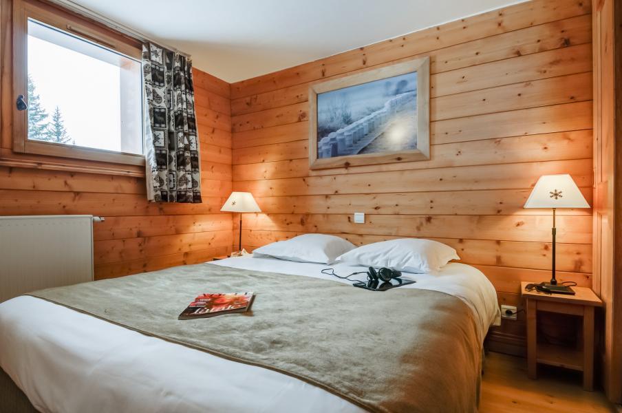 Location au ski Résidence P&V Premium les Alpages de Chantel - Les Arcs - Chambre