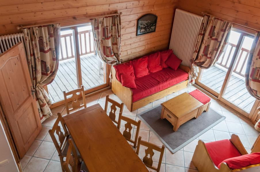 Location au ski Residence P&v Premium Les Alpages De Chantel - Les Arcs - Table