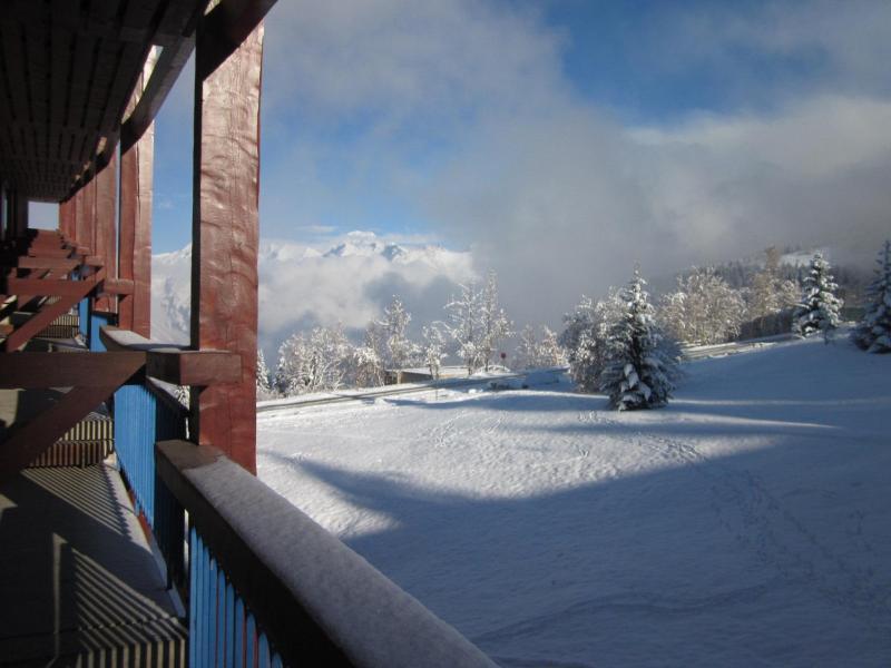 Location au ski Studio coin montagne 5 personnes (407) - Résidence Pierra Menta - Les Arcs