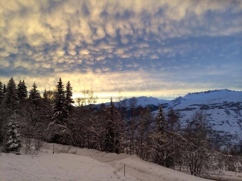 Location au ski Studio coin montagne 5 personnes (528) - Résidence Pierra Menta - Les Arcs