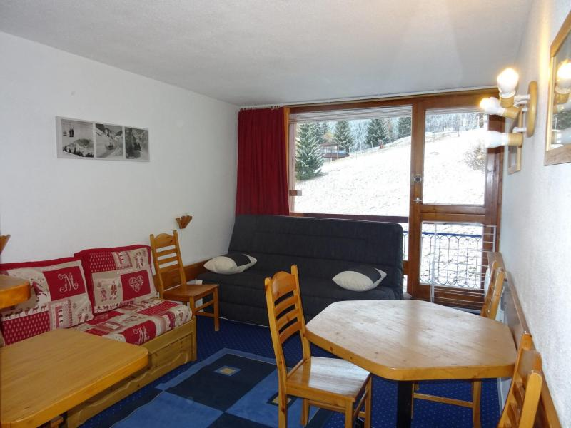 Location au ski Studio coin montagne 5 personnes (431) - Résidence Pierra Menta - Les Arcs