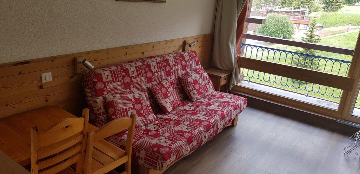 Location au ski Studio coin montagne 5 personnes (923) - Résidence Pierra Menta - Les Arcs