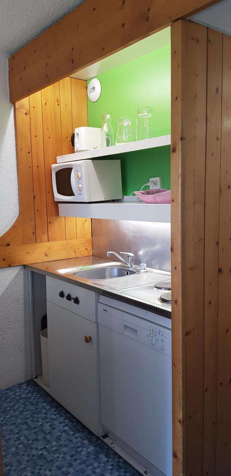 Location au ski Studio 5 personnes (844) - Résidence Pierra Menta - Les Arcs