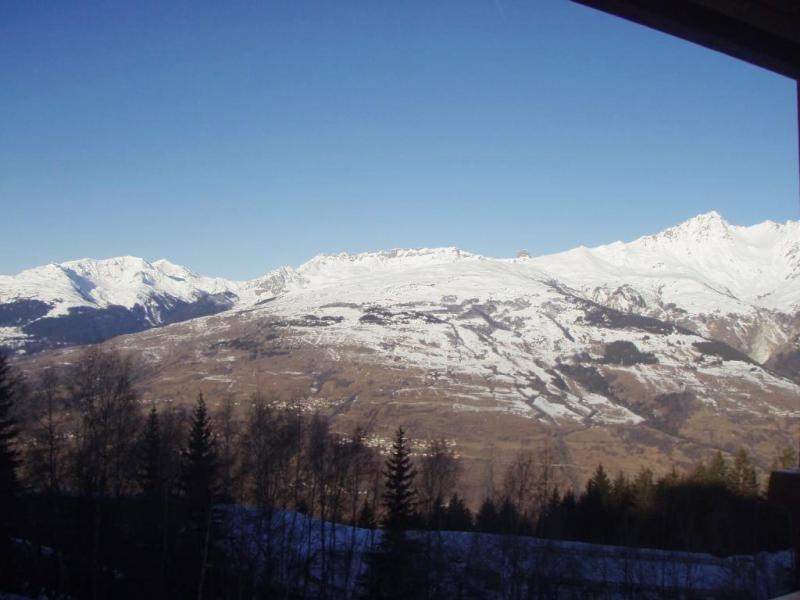Location au ski Studio coin montagne 5 personnes (836R) - Résidence Pierra Menta - Les Arcs