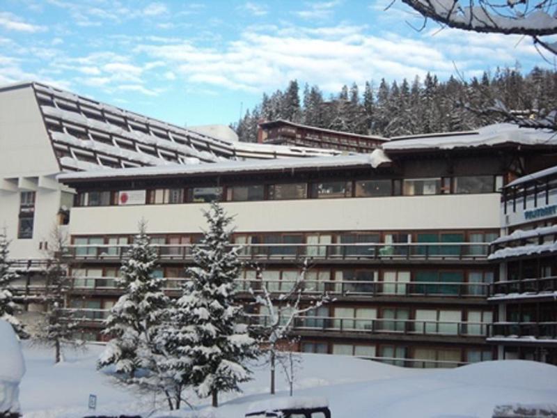 Location au ski Résidence Pierre Blanche - Les Arcs