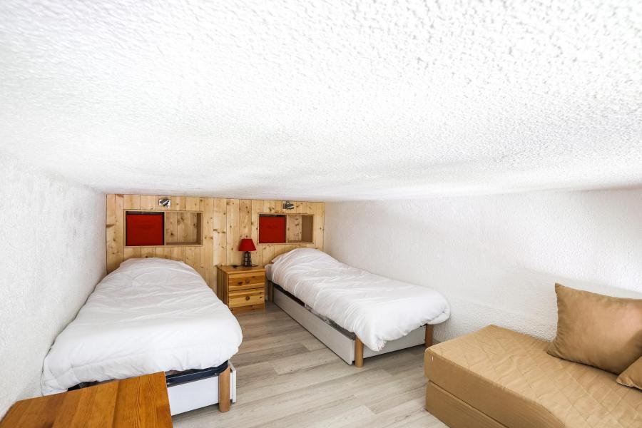 Location au ski Studio mezzanine 3 personnes - Résidence Pierre Blanche - Les Arcs