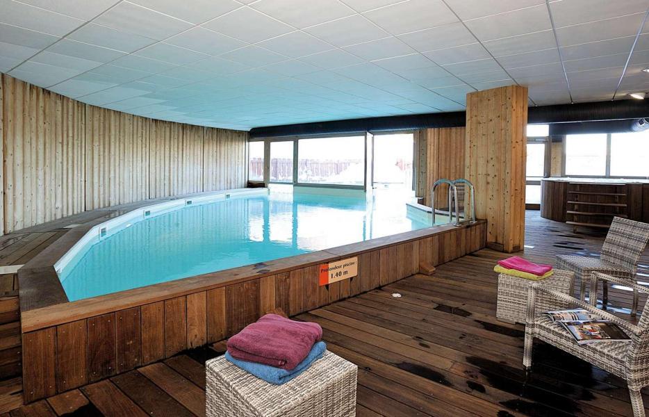 Location au ski Appartement 2 pièces mezzanine 6 personnes (20) - Residence Roc Belle Face - Les Arcs