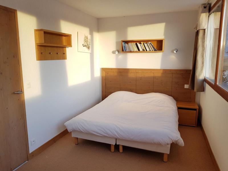 Wynajem na narty Apartament duplex 4 pokojowy 10 osób (C59) - Résidence Roc Belle Face C - Les Arcs - Łóżkem małżeńskim