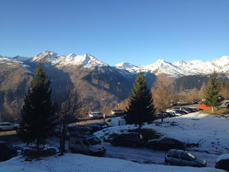 Location au ski Appartement 2 pièces coin montagne 6 personnes (3193) - Résidence Rouelles - Les Arcs - Extérieur hiver