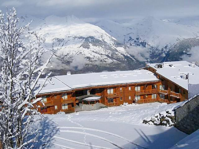 Rent in ski resort Résidence Saint Bernard - Les Arcs - Winter outside