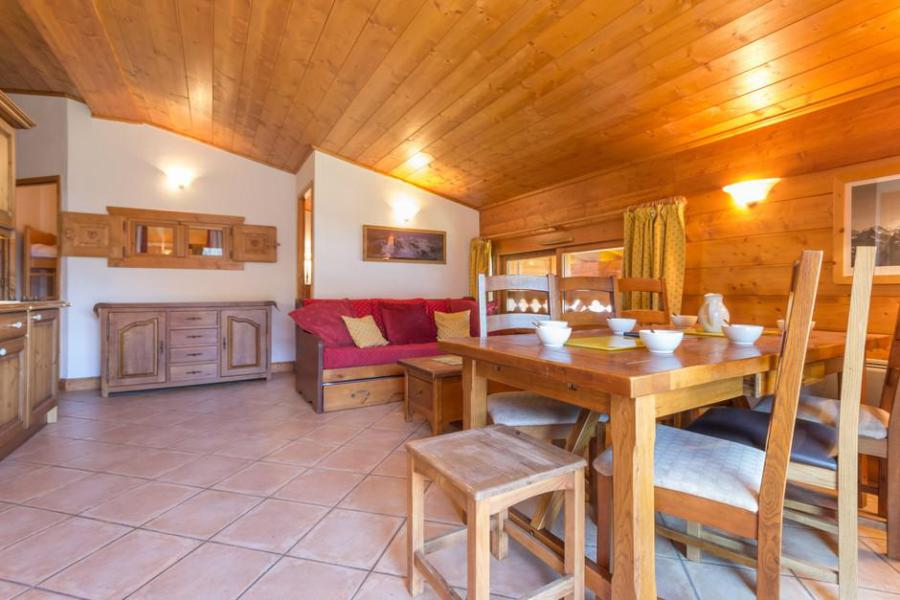 Rent in ski resort 4 room apartment 7 people (A25) - Résidence Saint Bernard - Les Arcs