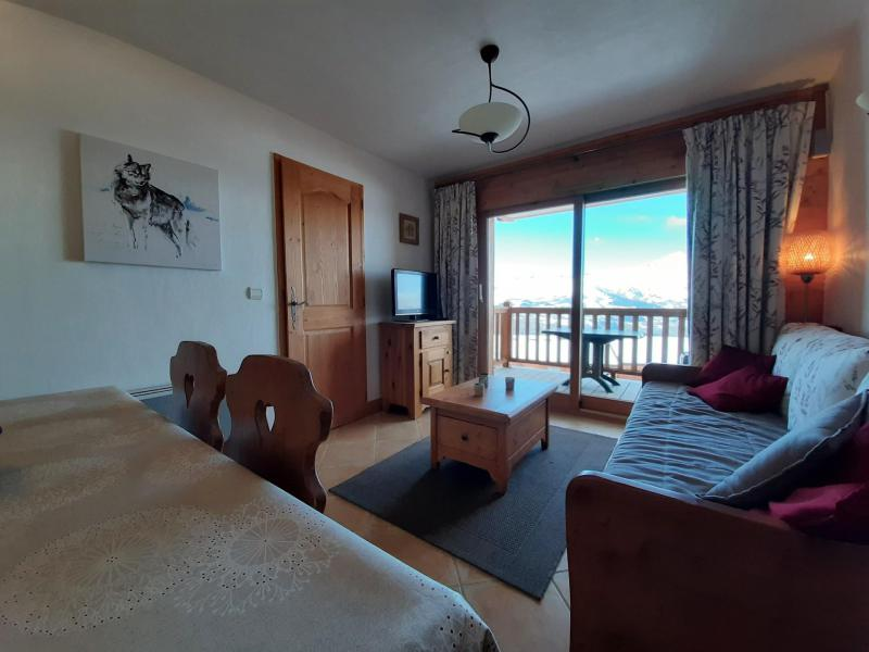 Rent in ski resort 3 room apartment 6 people (C7) - Résidence Saint Bernard - Les Arcs