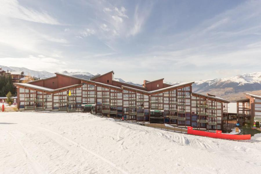 Vakantie in de bergen Résidence Tournavelles 2 - Les Arcs - Buiten winter