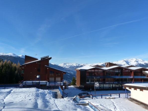 Location au ski Appartement 2 pièces 5 personnes (1112) - Résidence Tournavelles - Les Arcs - Extérieur hiver